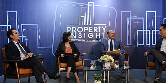 Property Insight cung cấp thông tin cho giới đầu tư bất động sản