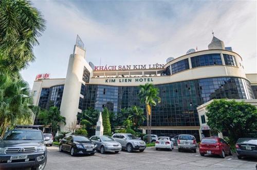 Khách sạn Kim Liên có vị trí đắc địa bậc nhất tại Hà Nội. Ảnh: Công ty Du lịch Kim Liên