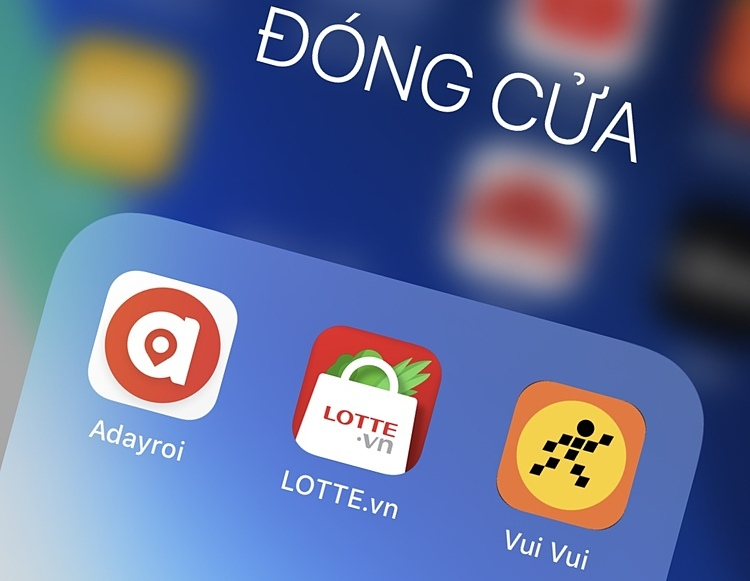 Adayroi sáp nhập vào VinID, Lotte.vn có thể nhập vào Speedl.vn còn VuiVui chuyển thành kênh bán online cho Bách Hóa Xanh. Ảnh: VT