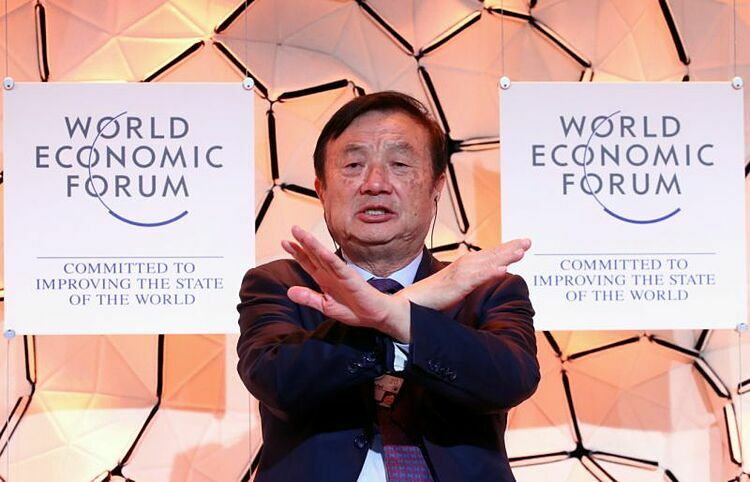 CEO Huawei: Mỹ sẽ còn tấn công trong năm 2020 - ảnh 1