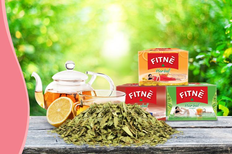 Sản phẩm trà của Fitne.
