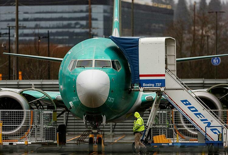 Boeing lần đầu lỗ trong 2 thập kỷ - ảnh 1