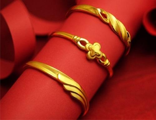 Trang sức Vàng 24K công nghệ 3D góp phần phá bỏ giới hạn của vàng.
