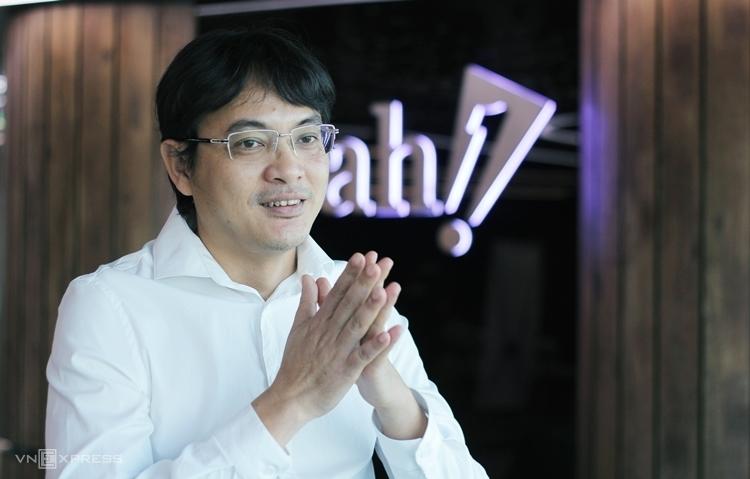 Ông Nguyễn Ảnh Nhượng Tống. Ảnh: Anh Nguyên.