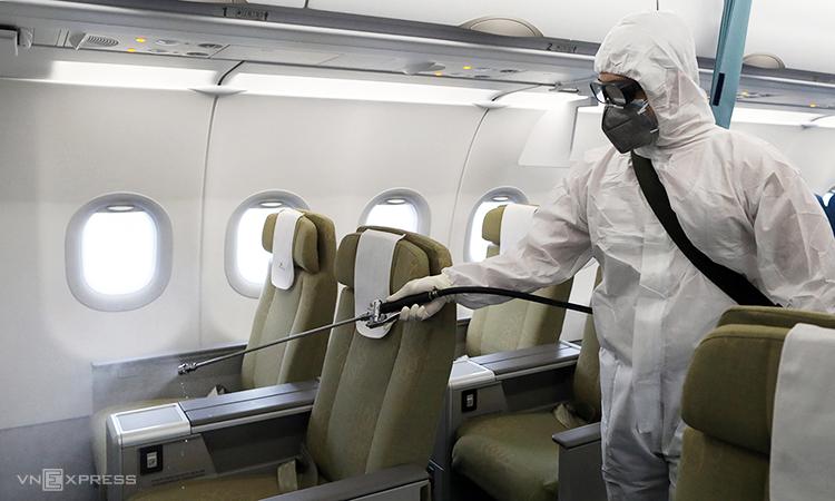 Các hãng hàng không mất hơn 10.000 tỷ đồng vì nCoV