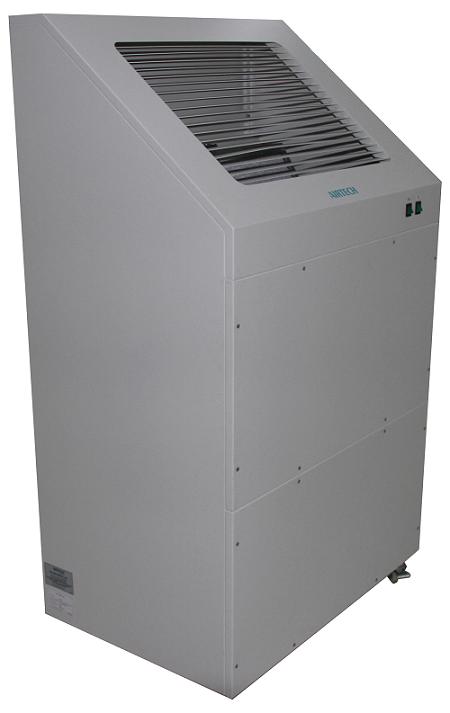 Máy lọc khí sạch tuần hoàn - một trong số thiết bị do công ty tặng các bệnh viện.