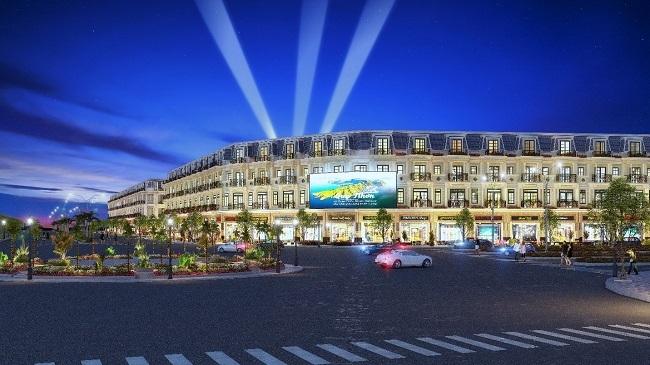 Hạ tầng đồng bộ là cơ sở giúp Bình Định hút nhiều dự án bất động sản.
