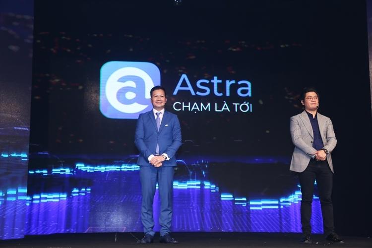 Shark Phạm Thanh Hưng cũng là một trong những nhà đầu tư cho mạng xã hội Astra.