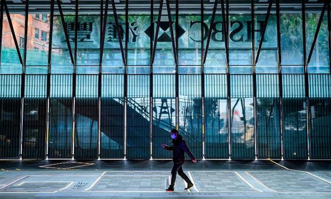 HSBC sẽ giảm 35.000 nhân viên toàn cầu - ảnh 1
