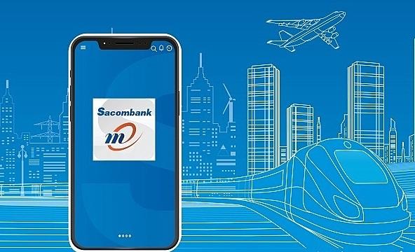 Sacombank hoàn tiền cho khách khi thanh toán bằng mBanking - ảnh 1