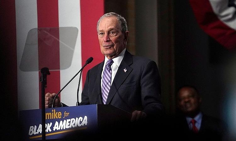Bloomberg sẽ bán công ty nếu đắc cử tổng thống - ảnh 1