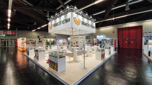 Hội chợ nông sản hữu cơ Biofach 2020 diễn ra tại Đức