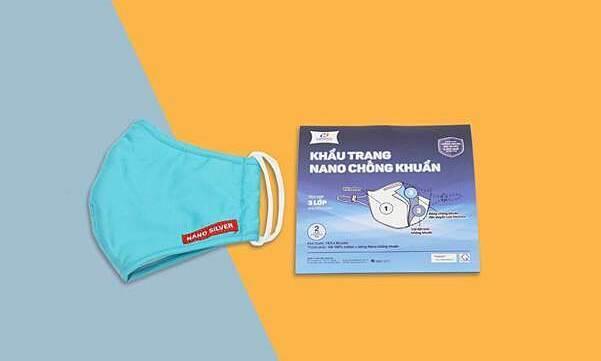 Hanvico ứng dụng công nghệ nano bạc sản xuất khẩu trang - Kinh Doanh