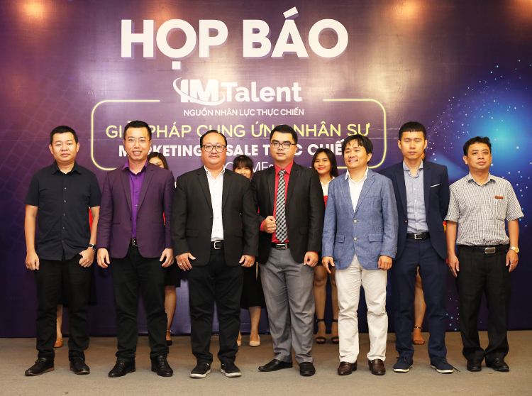 IM Talent đào tạo và cung ứng 10.000 nhân sự digital marketing