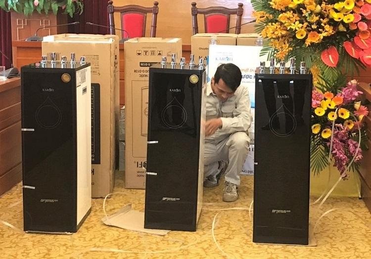 25 máy lọc nước hỗ trợ bệnh viện điều trị Covid-19 - ảnh 2