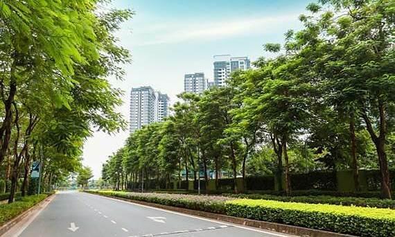 Chung cư sở hữu hệ sinh thái xanh giữa Thủ đô - Kinh Doanh