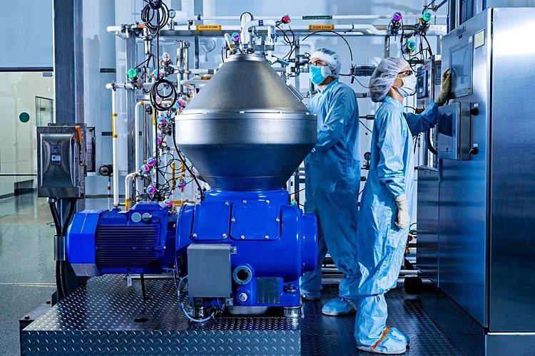 Một góc bên trong nơi nghiên cứu của Regeneron Pharmaceuticals. Ảnh: Regeneron Pharmaceuticals