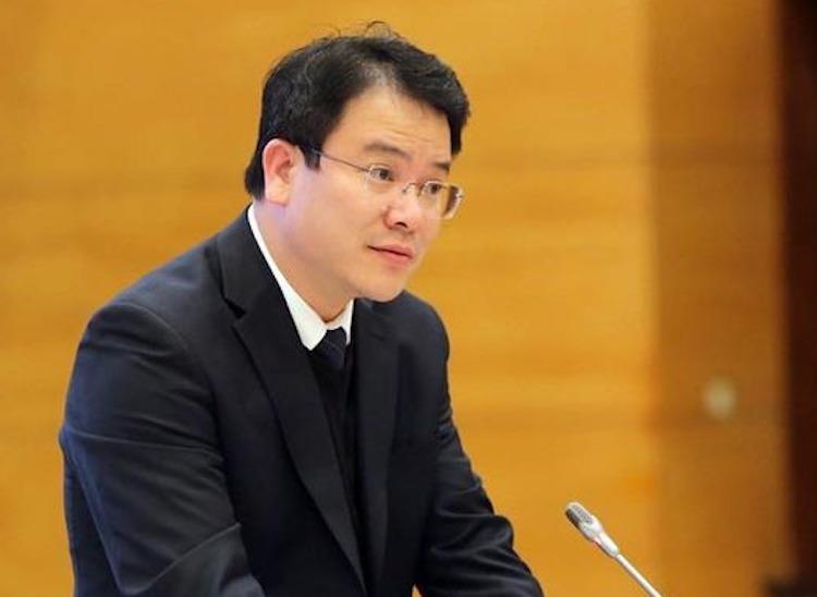 Ông Trần Quốc Phương - Thứ trưởng Kế hoạch & Đầu tư. Ảnh: VTC