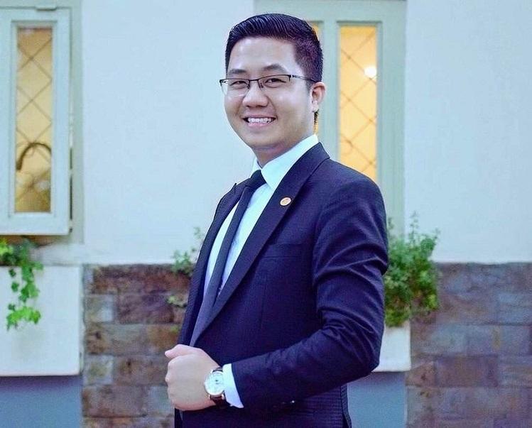 Ông Trần Thế Khoa - Tổng giám đốc BRICS Việt Nam.