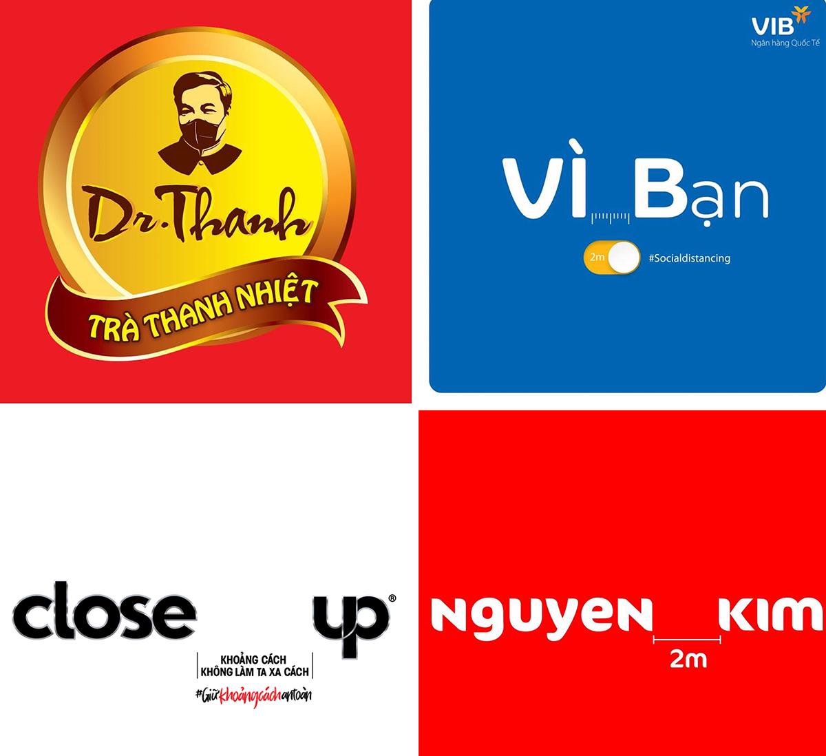 Đua thiết kế lại logo cổ vũ cách biệt cộng đồng - ảnh 4