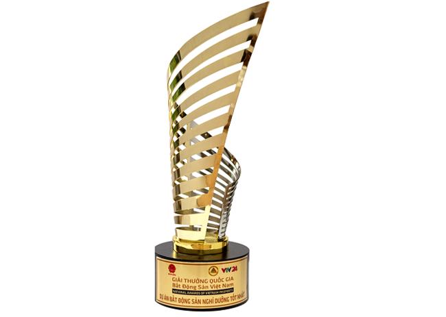 Giải thưởng quốc gia mới nhất được trao cho các dự án của Flamingo Group