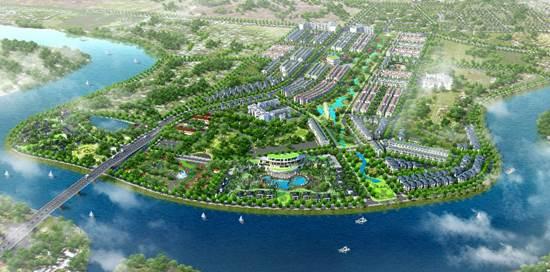 Đất nền vùng ven Hà Nội giàu tiềm năng đầu tư (xin bài edit)