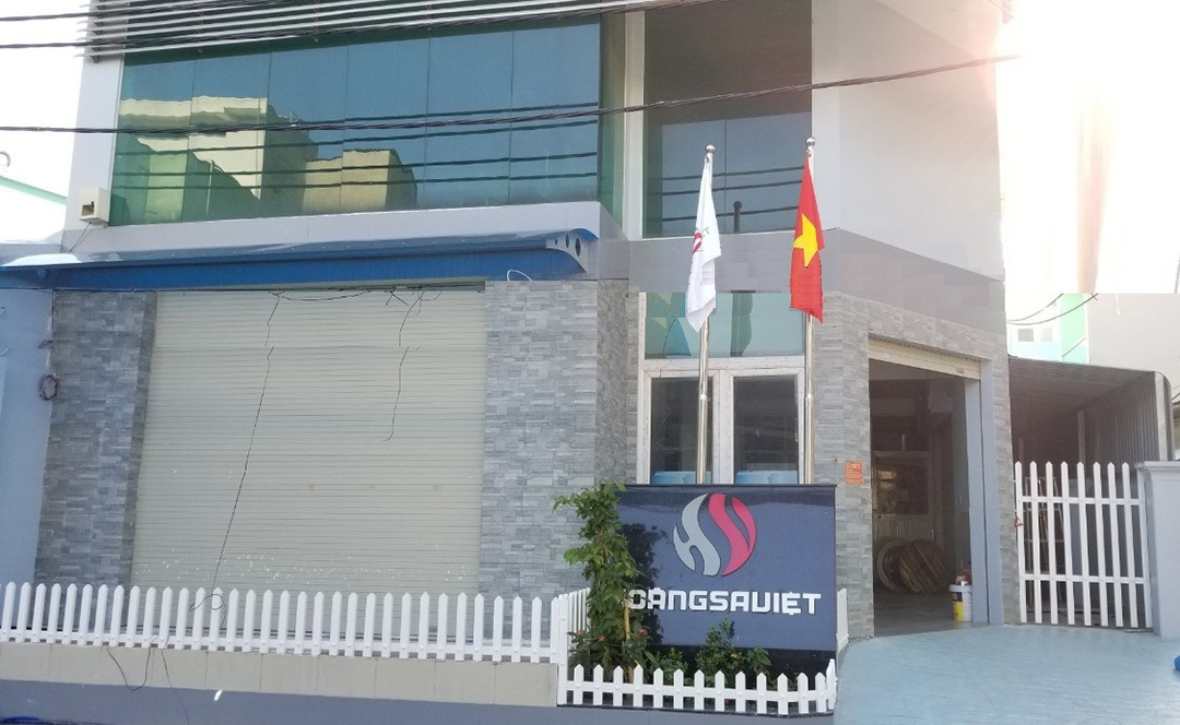 Trụ sở Công ty Hoàng Sa Việt.