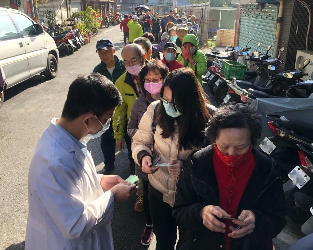 Vì sao Đài Loan không thiếu khẩu trang - ảnh 1
