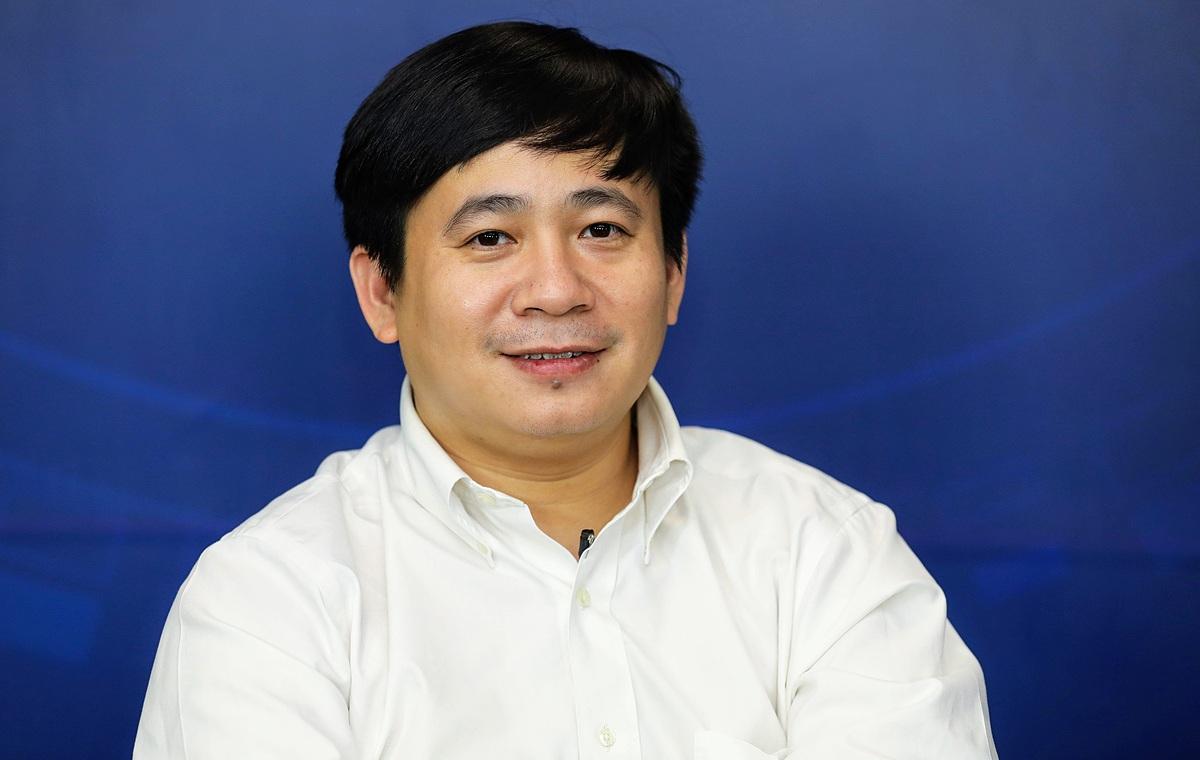 Ông Lê Hồng Việt - Giám đốc Công nghệ Tập đoàn FPT. Ảnh: Quỳnh Trần.