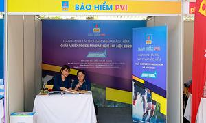 Bảo hiểm PVI đồng hành VnExpress Marathon Hanoi Midnight