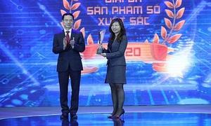 Dấu ấn VNPT tại giải thưởng Make in Viet Nam