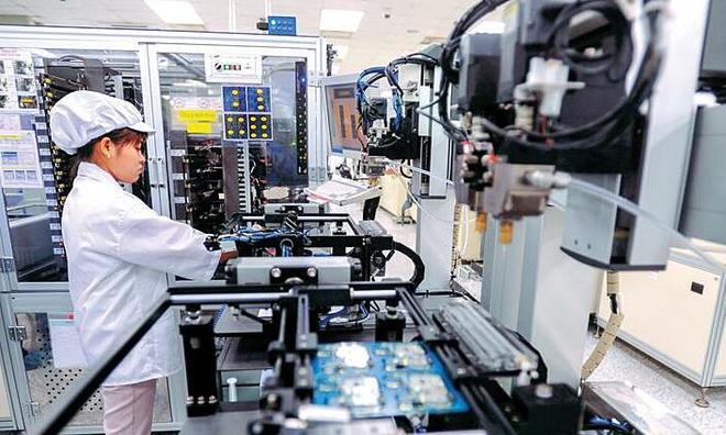 Vốn FDI vào Việt Nam tăng mạnh