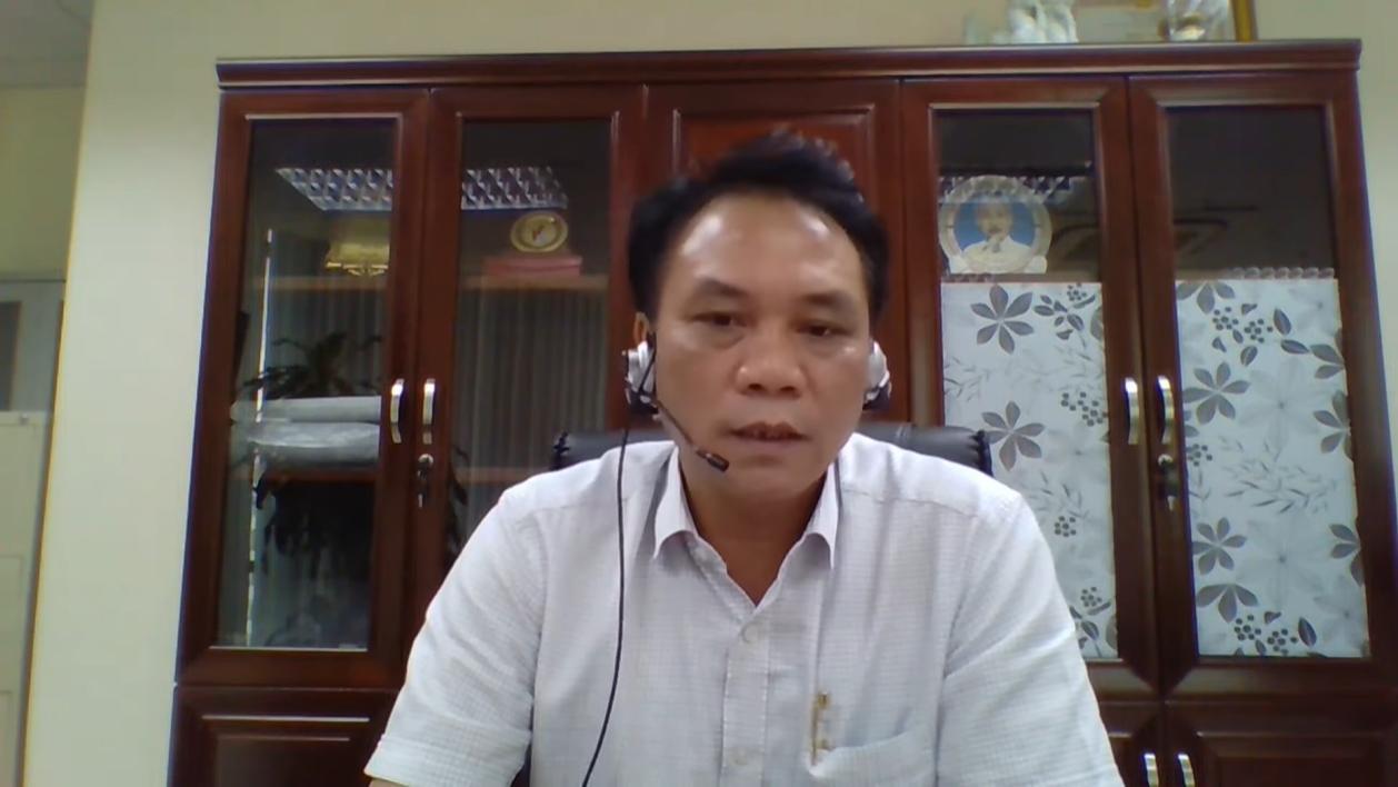 PGS.TS. Nguyễn Đăng Minh - Chủ tịch Hội đồng tư vấn Viện quản trị tinh gọn GKM.