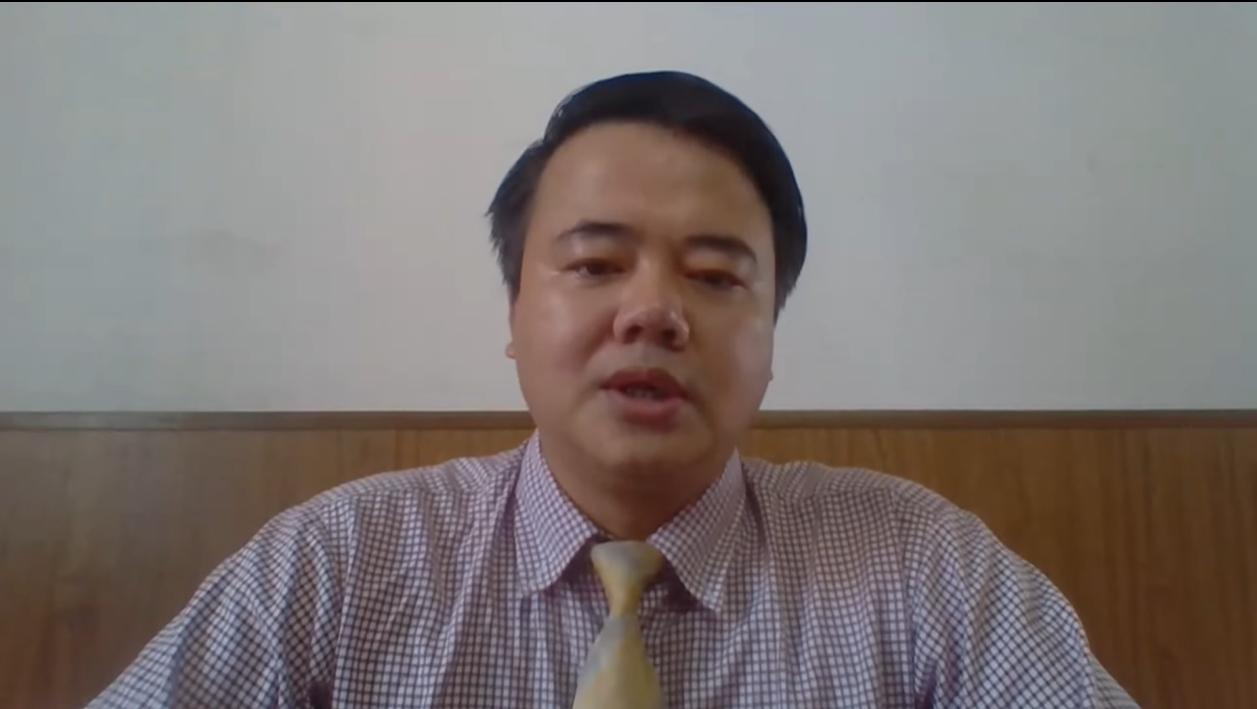 Ông Tào Bằng Huy - Phó cục trưởng Cục Việc làm, Bộ Lao động, Thương binh và Xã hội.