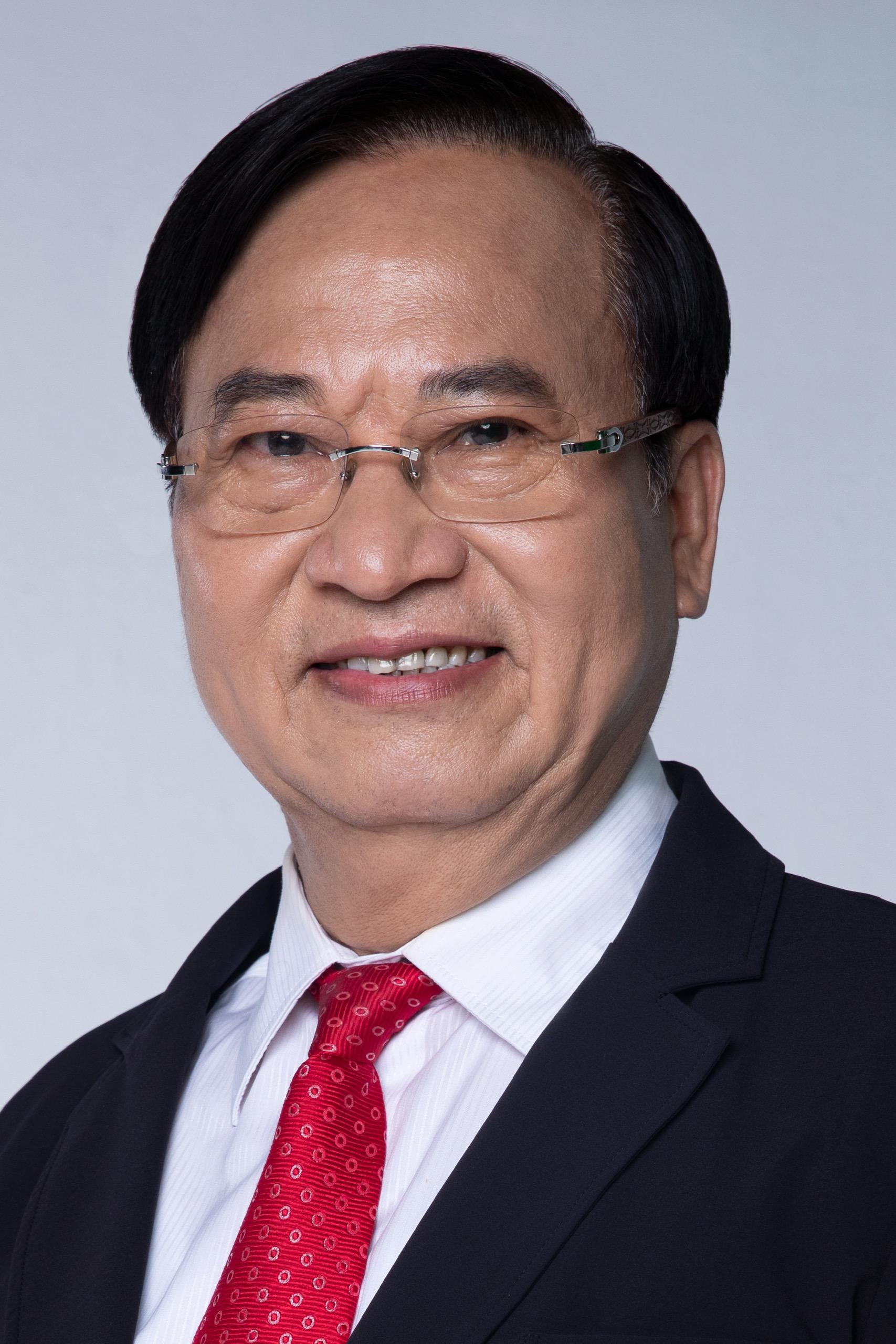 Ông Vũ Đức Giang - chủ tịch Hiệp hội Dệt may Việt Nam (VITAS).